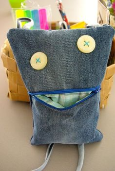 Jeansmonster / Upcycling