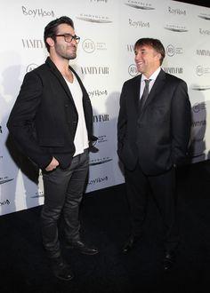 """Tyler Hoechlin Photos - Vanity Fair Campaign Hollywood - Chrysler Toast To Richard Linklater And """"Boyhood"""" - Zimbio"""