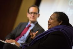 The Future of Civil Rights Activism: Ruby Sales Engages in Charlottesville Public Forum