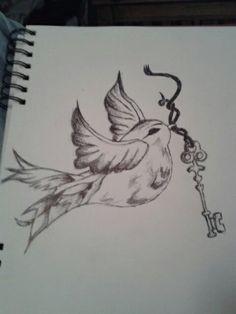 Tattoo design for my girl