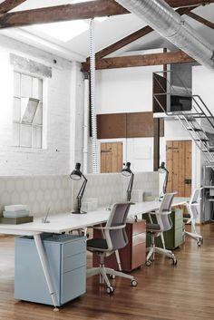 Des bureaux à la fois brut et design (9)