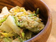 白菜大量消費レシピの決定版!白菜が丸ごと食べたくなる簡単サラダ