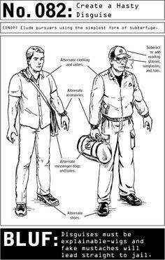 100 Deadly Skills: Part VIII: Sanitize