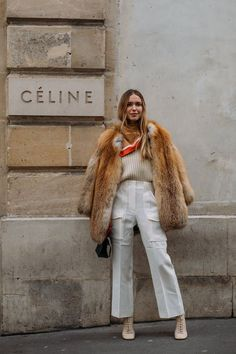 See Every Unforgettable Street Style Outfit From Paris Fashion Week Right Here Right Now Look Street Style, Street Looks, Street Chic, Paris Street, Fashion Week Paris, Mode Outfits, Fashion Outfits, Fashion Trends, Stylish Outfits
