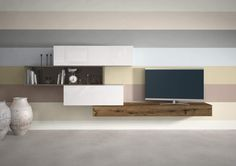 36e8 Storage + Playwall 36e8 Wallpaper #interiordesign #gome