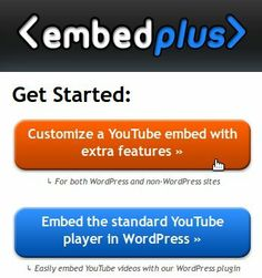 EmbedPlus : Personnalisez le code d'intégration des vidéos de YouTube