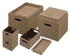 Etonnant Storage Box Dansk Paper   LangZalZeLeven   Paper Boxes   Pinterest   Storage  Boxes, Storage And Box