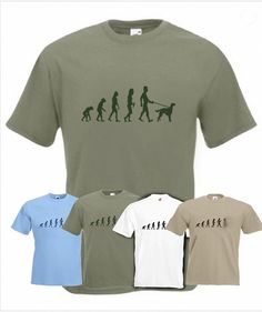 Evolution To Red Setter t-shirt Funny Dog T-shirt in sizes Sm to 2XXL by catbatart on Etsy https://www.etsy.com/listing/280219786/evolution-to-red-setter-t-shirt-funny