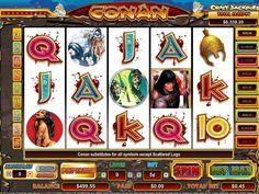 Habe jetzt Spaß bei unsere neusten kostenlos Spielautomat Conan the Barbarian - http://freeslots77.com/de/conan-the-barbarian/