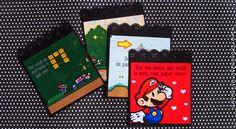 DIY: Mimo inspirado no Jogo Mario Bros