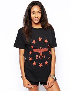 red eagle star t-shirt http://us.asos.com/Boy-London-Eagle-World-Logo-T-Shirt/13o0cg/?iid=4227888&SearchQuery=boy%20london&sh=0&pge=1&pgesize=36&sort=-1&clr=Blackredprint&mporgp=L0JPWS1Mb25kb24vQm95LUxvbmRvbi1FYWdsZS1Xb3JsZC1Mb2dvLVQtU2hpcnQvUHJvZC8.