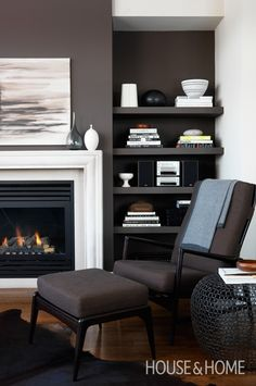 Photo Gallery: Grey Rooms   House & Home