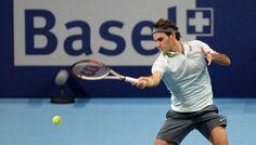 ATP Basel - DRAW: Roger Federer seeks ninth title with favorable draw — Tennis World Jim Courier, Rod Laver, Tennis World, Hometown Heroes, Bjorn Borg, Australian Open, Roger Federer, Basel, Tennis Racket
