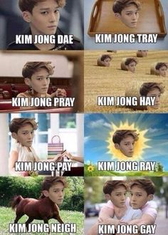 This fandom has to be the wierdest.. Like wow.