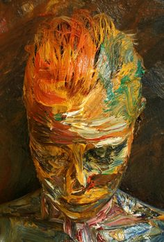 BEHIND THE NAME: FRANK HELMUT AUERBACH | DegreeArt.com