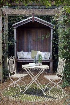 Old Rectory Garden Furniture
