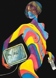 Guido Crepax, pseudonimo di Guido Crepas (Milano, 15 luglio 1933 – Milano, 31 luglio 2003), è stato un fumettista italiano.