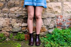 Make your own Lazy Oaf style cat tights - Miss Jojangles