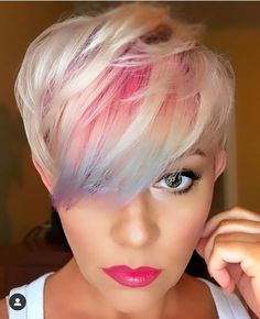 Long Bob Hairstyles, Cute Hairstyles, Pixie Haircuts, Hair Color For Black Hair, New Hair Colors, Medium Hair Styles, Short Hair Styles, Caramel Brown Hair, Highlighted Bangs