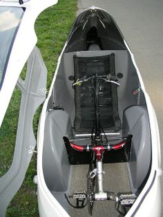 Ocean Cycle's Velomobile 12 by ICE trikes and bikes, via Flickr