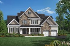 Dominion Valley Country Club - Executives is an outstanding new home community in Haymarket, VA that offers a variety of luxurious home designs in a great location.