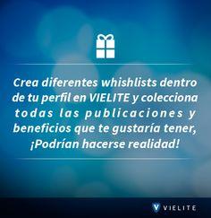 ¡Todo lo que deseas se puede hacer realidad en #VIELITE! www.vielite.com