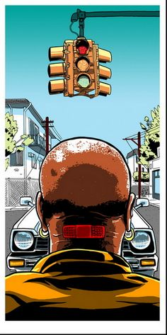 Quentin V. Coen - Pulp Fiction by Tim Doyle