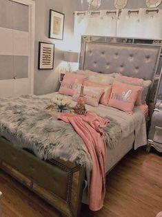 Bedroom Inspirations, Bedroom Makeover, Bedroom Design, Room Inspiration, Bedroom Decor, Home Decor, Room Decor, Room Ideas Bedroom, Apartment Decor