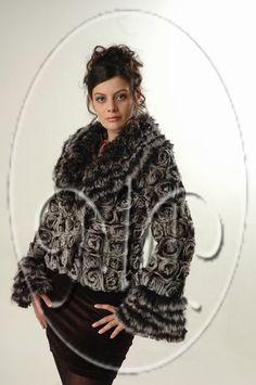 fur inspiration for crochet