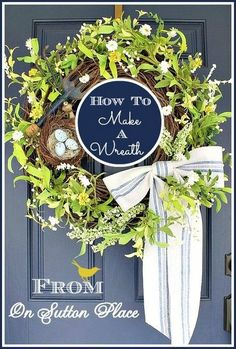 Inspiring Spring Wreaths - Hymns and Verses
