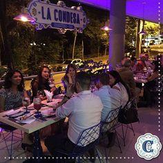 Las noches son para la diversión, la reunión con los amigos y ¡brindar por todo lo bueno que pasa en la vida! #LaCondesaMedellín #FoodPorn #GastronomíaEnMedellín #Drinks #Charcutería #TardesLaCondesa