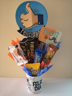 Fathers Day, Sisters, Model, Candy Gift Baskets, Handmade Birthday Gifts, Men Gifts, Gift Boxes, Bebe, Father's Day