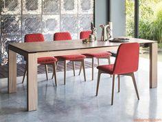 Table Omnia céramique calligaris