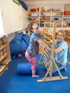Conductive Education at Megan Baker House, UK