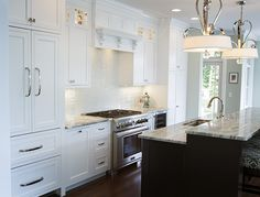 Mouser Cabinetry   Black And White