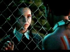 Addams Family Values - Wednesday and Joel kiss. So cute :)