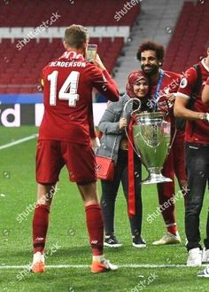 Liverpool Anfield, Salah Liverpool, Liverpool Football Club, Best Football Players, Soccer Players, Liverpool Fc Champions League, Mo Salah, Club World Cup, Club