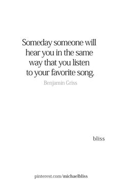 Song Quotes, Music Quotes, True Quotes, Great Quotes, Quotes To Live By, Inspirational Quotes, Bliss Quotes, Qoutes, Love Yourself Quotes