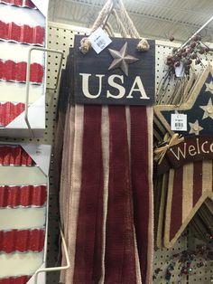 USA hanging