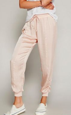 83b5df7a82 9 Best Silk Joggers images