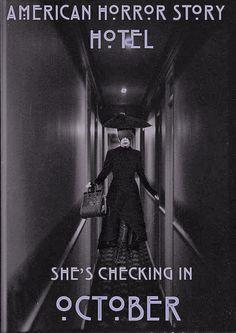 American Horror Story Season 5 Hotel - Lady Gaga....really????