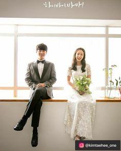Drama Korea, Korean Drama, Kim Tae Hee, Photography Backdrops, Kdrama, Couples, Wedding Dresses, Ghibli, Ships