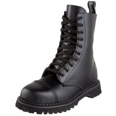 Pleaser Men's Rocky 10 Boot,Black Leather,10 M US...... I want these so bad