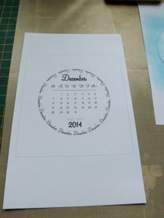 calendar circles 2014