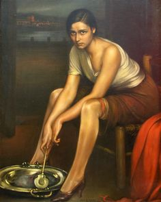 Julio Romero de Torres (1874-1930) Pintor español
