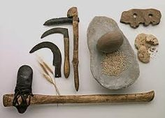 neolithic tool set