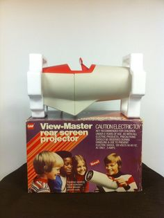 Vintage GAF View Master Rear Screen Projector on Etsy, $40.00 CAD