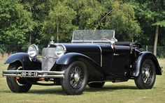 1932 Mercedes Benz 370 S