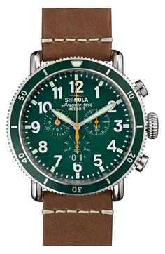 Shinola Watch / 2014 Holiday Gift Guide for Him / The English Room