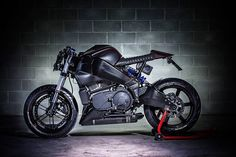 Buell XB9 Cafe Racer by IRON Pirate Garage 3